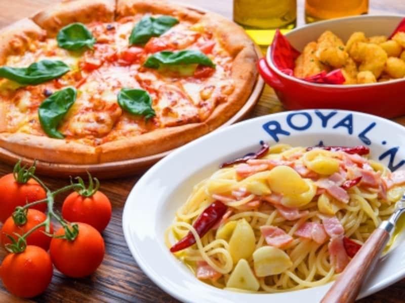 イタリアンはダイエットの大敵?
