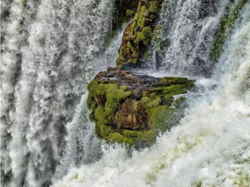 世界三大瀑布undefined滝undefinedイグアスの滝