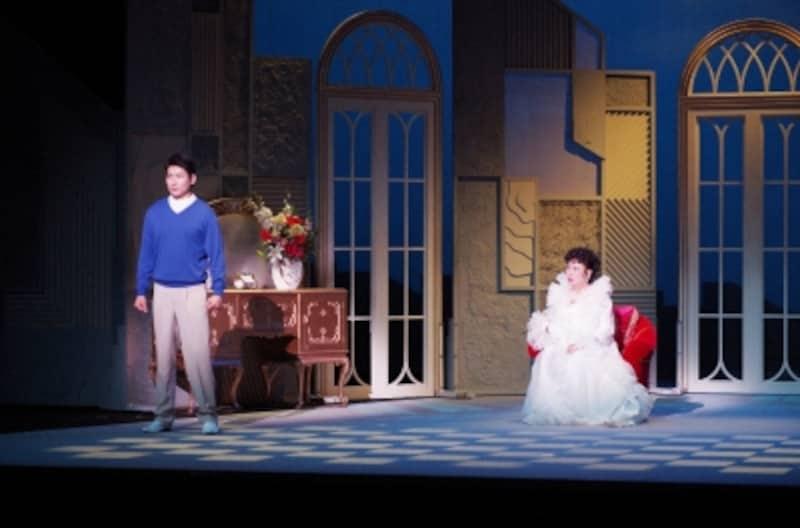 『愛の讃歌』過去の舞台より。写真提供:パルコ劇場