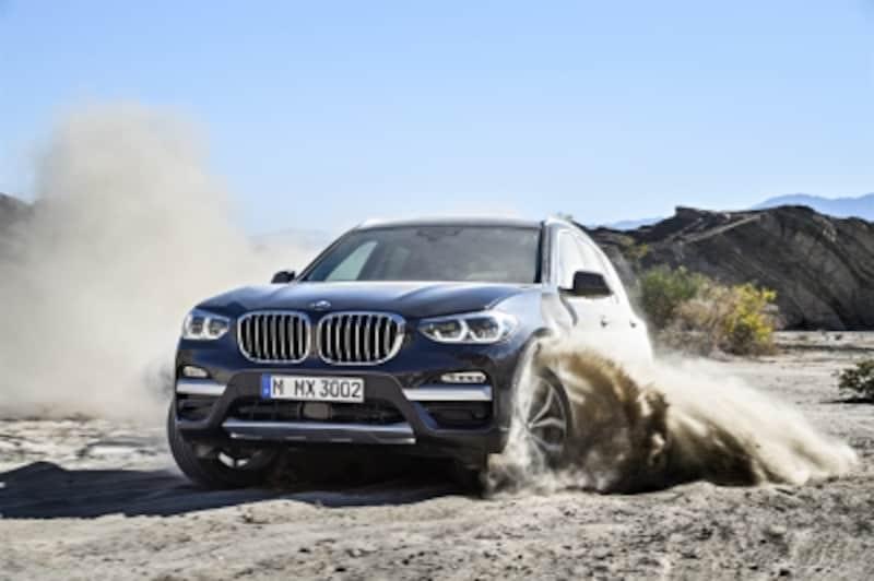 BMWX3画像