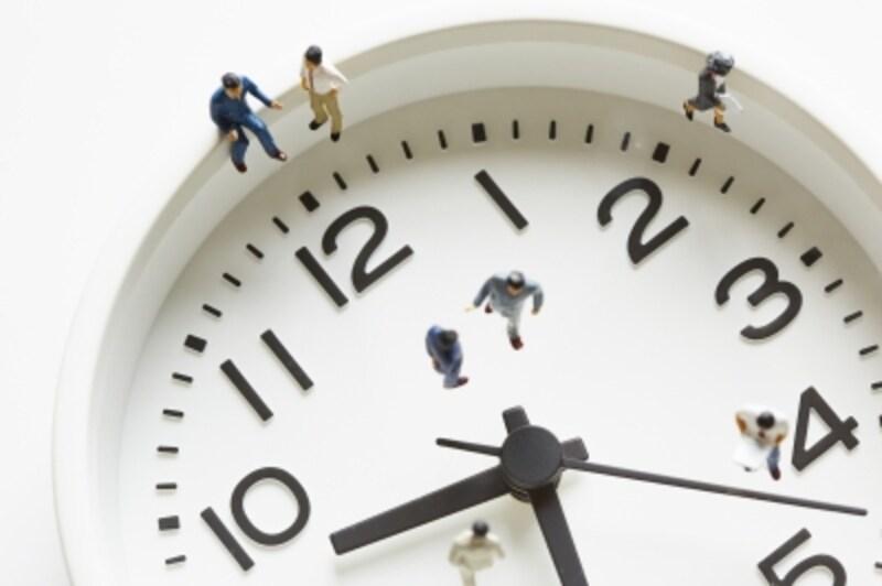 時間を作りだすための工夫とは