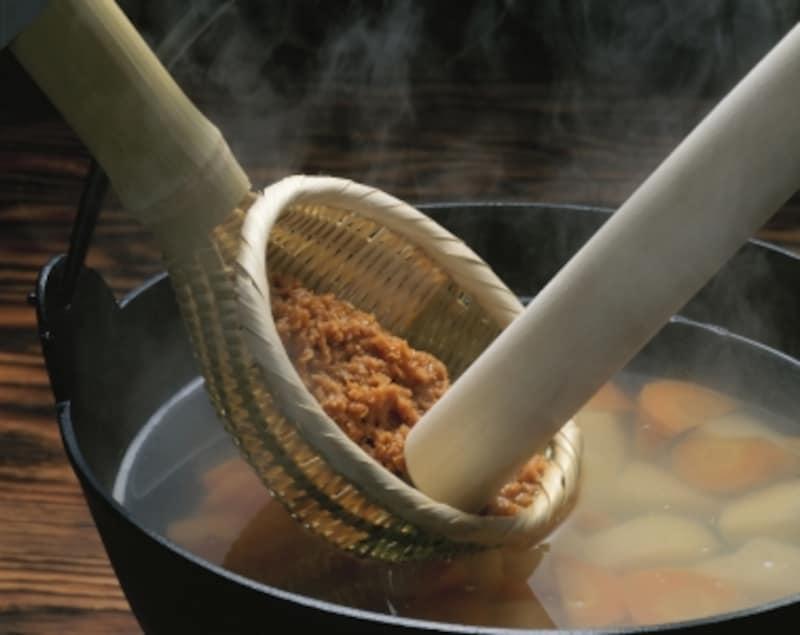 味噌汁は腸をきくスープ!