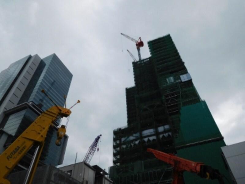 「渋谷」駅前の再開発