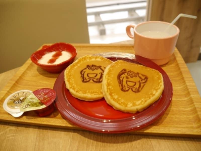 ハグーパンケーキ
