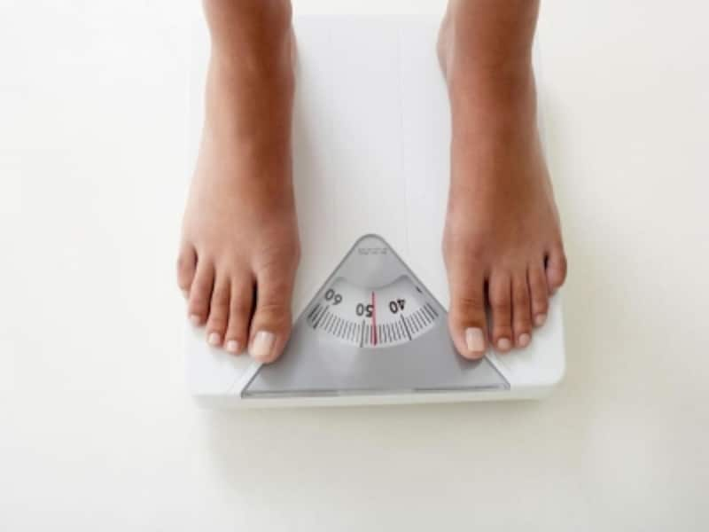 体重の数値はあくまで目安と考えましょう