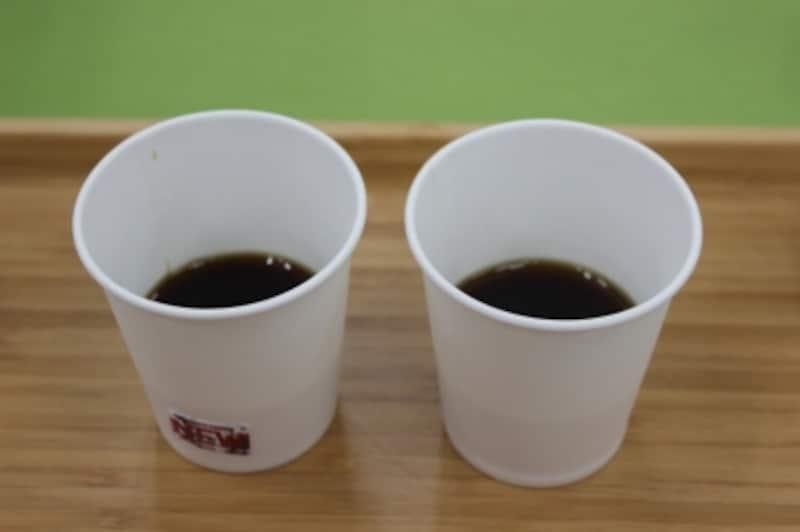 セブンスイーツアンバサダー限定イベント「セブンカフェの新旧飲み比べ」