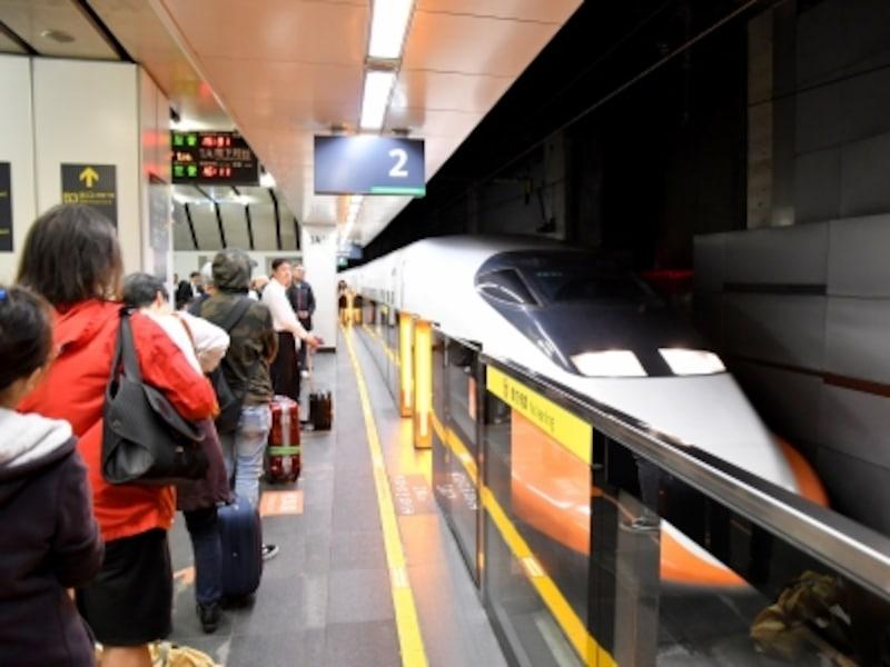 台湾新幹線,台北