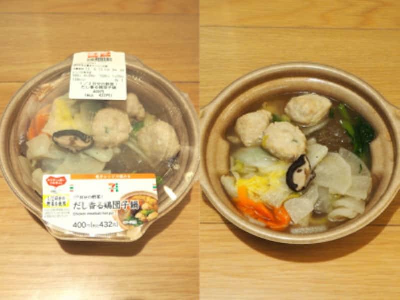 ダイエットにおすすめのセブンイレブンのお鍋