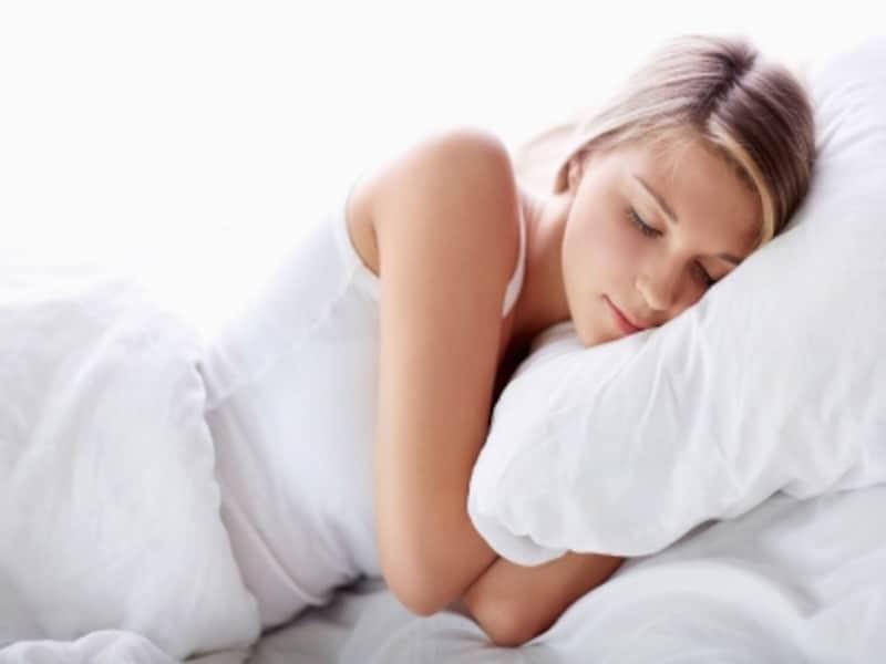 寝る際のちょっとした工夫がやせコツです!