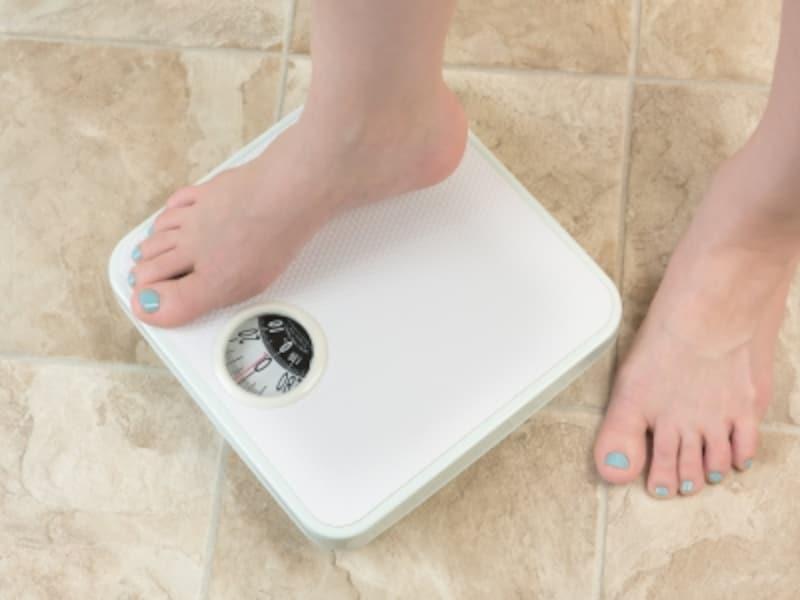 体重は減ったけど……