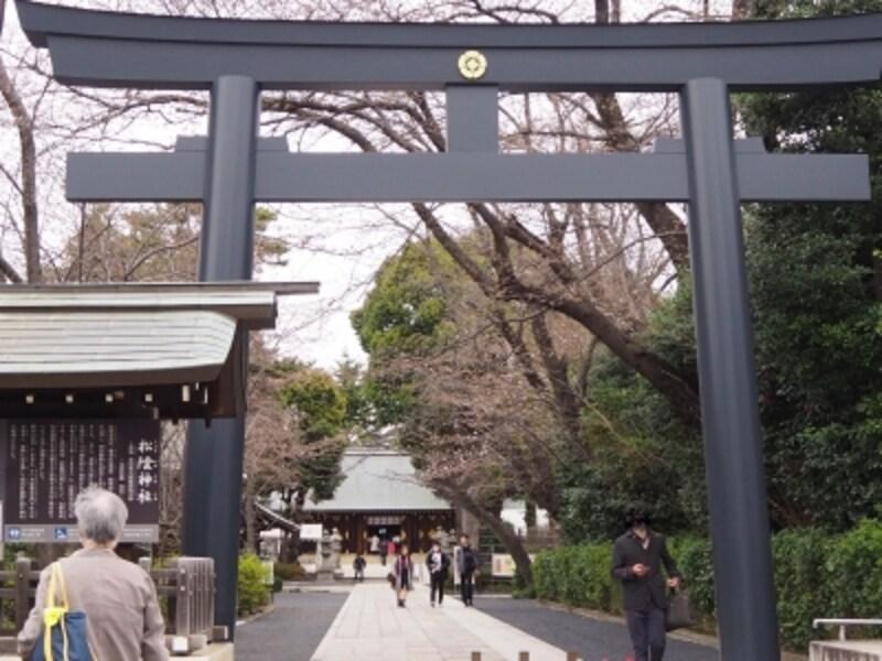 吉田松陰を祀った神社