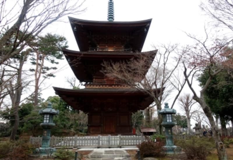 豪徳寺は招き猫発祥の地