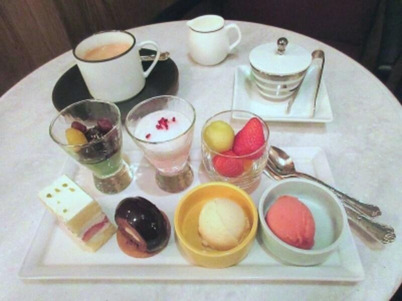 帝国ホテル東京嘉門デザート