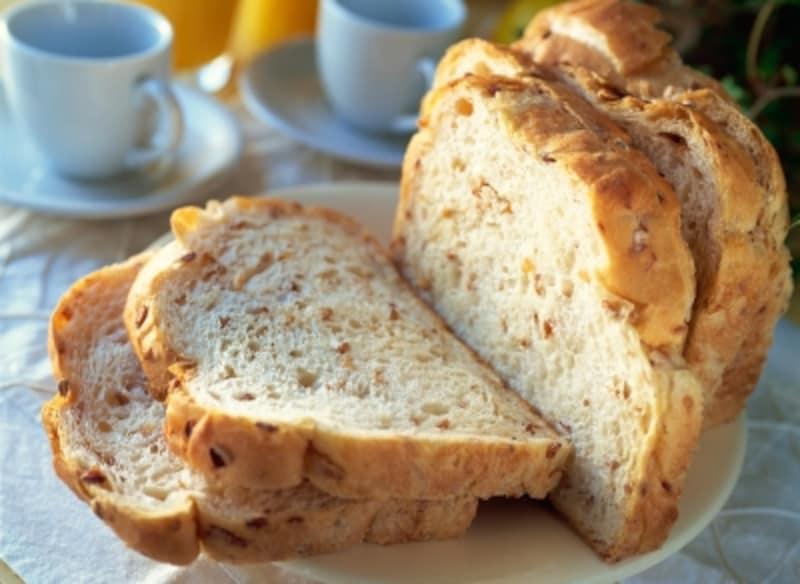 全粒粉パンも優秀なダイエット食材です!