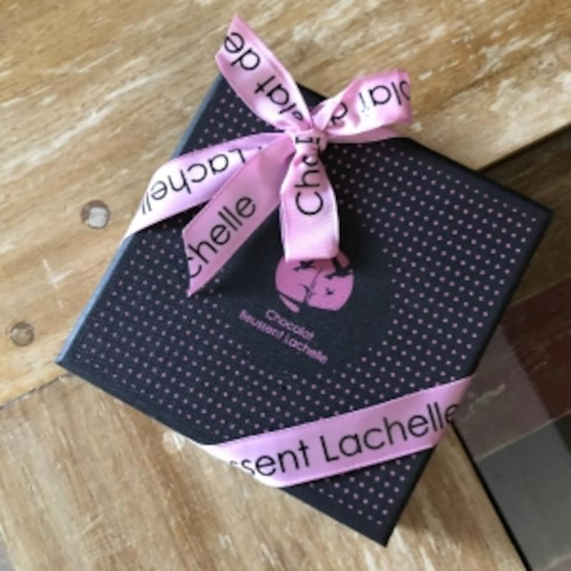 ブッサン・ラシェルのチョコレートボックス