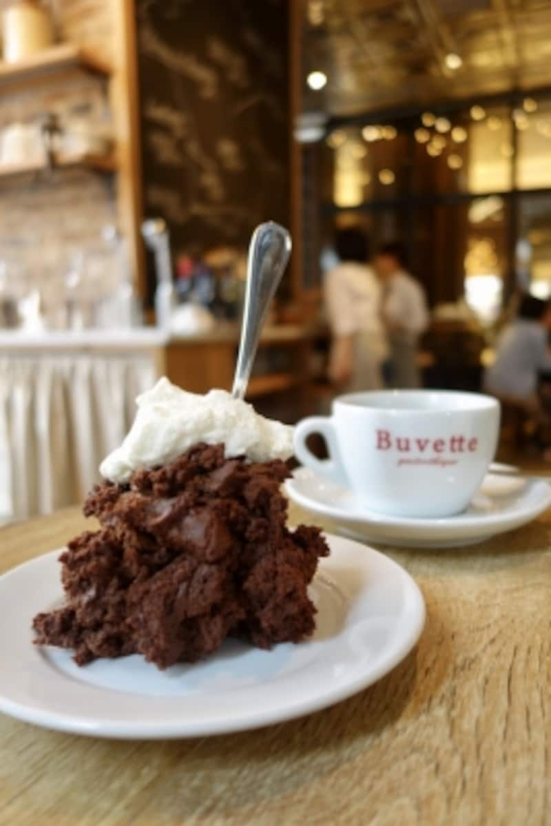 Buvette(ブヴェット)のチョコレートムース