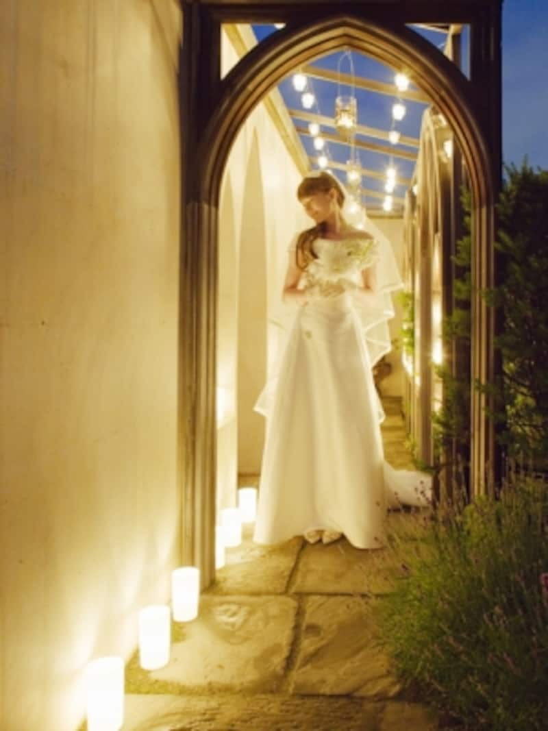 美貌の花嫁