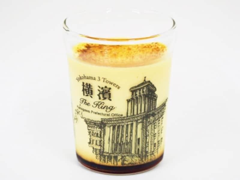 一番人気は「北海道フレッシュクリームプリン(810円税込)」画像は期間限定で販売されていた「横浜三塔プリン(キング)」(画像提供:マーロウ)