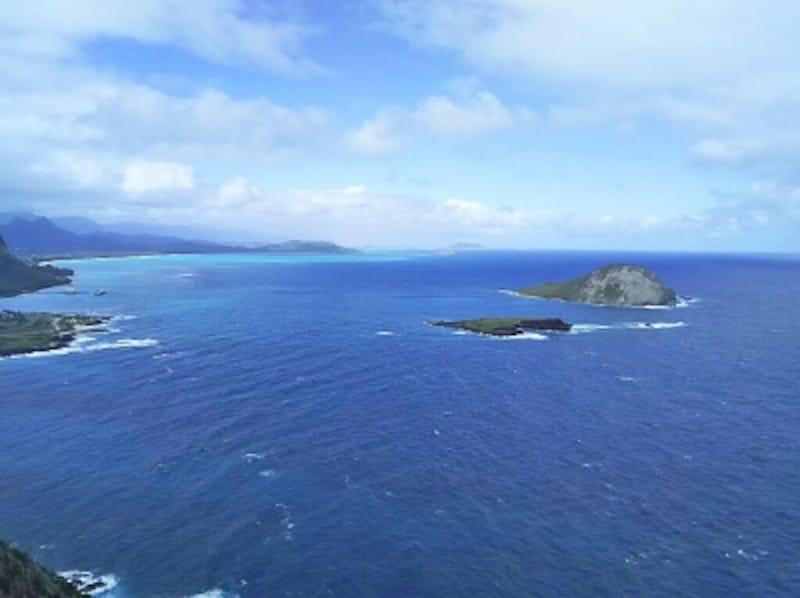 パワースポットが集まるオアフ島東海岸マカプウ岬周辺