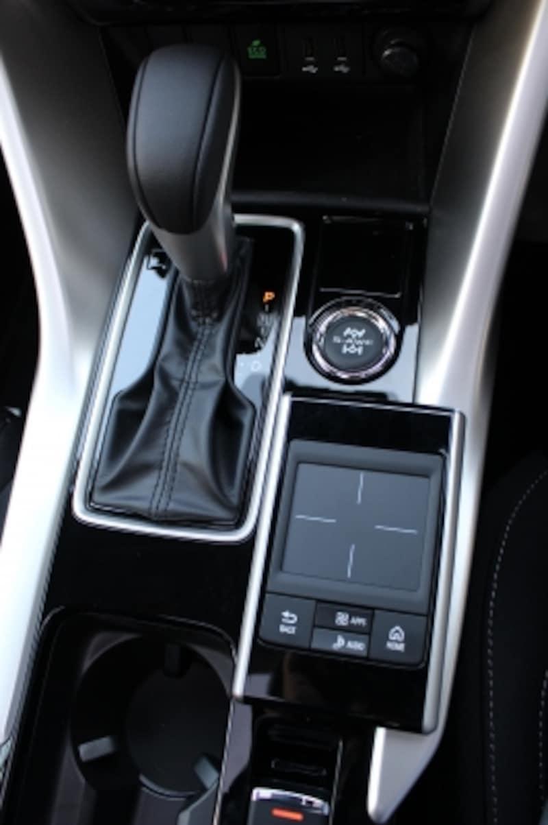三菱自動車エクリプスクロス