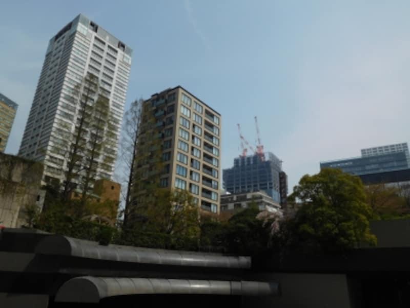「港区赤坂1丁目」界隈