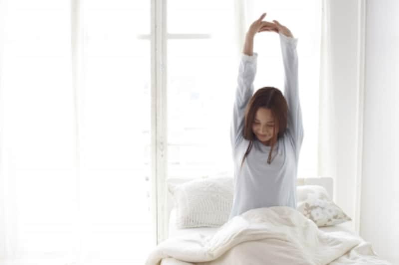 睡眠の質をあげる寝室のつくり方
