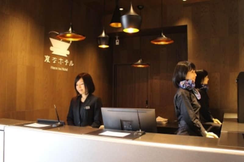 銀座エリアの新ホテル/変なホテル東京銀座