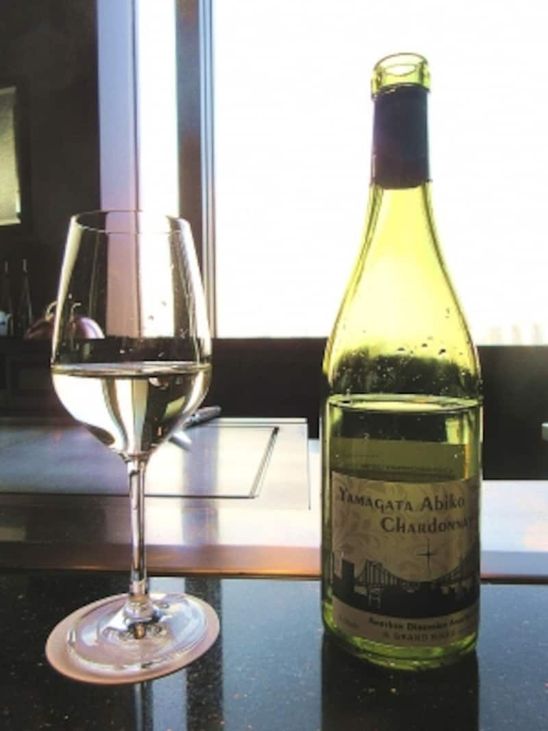 """浜木綿プライベートワインプロジェクト""""東京深川ワイナリー""""山形安孫子シャルドネ2017ステンレス醸造"""