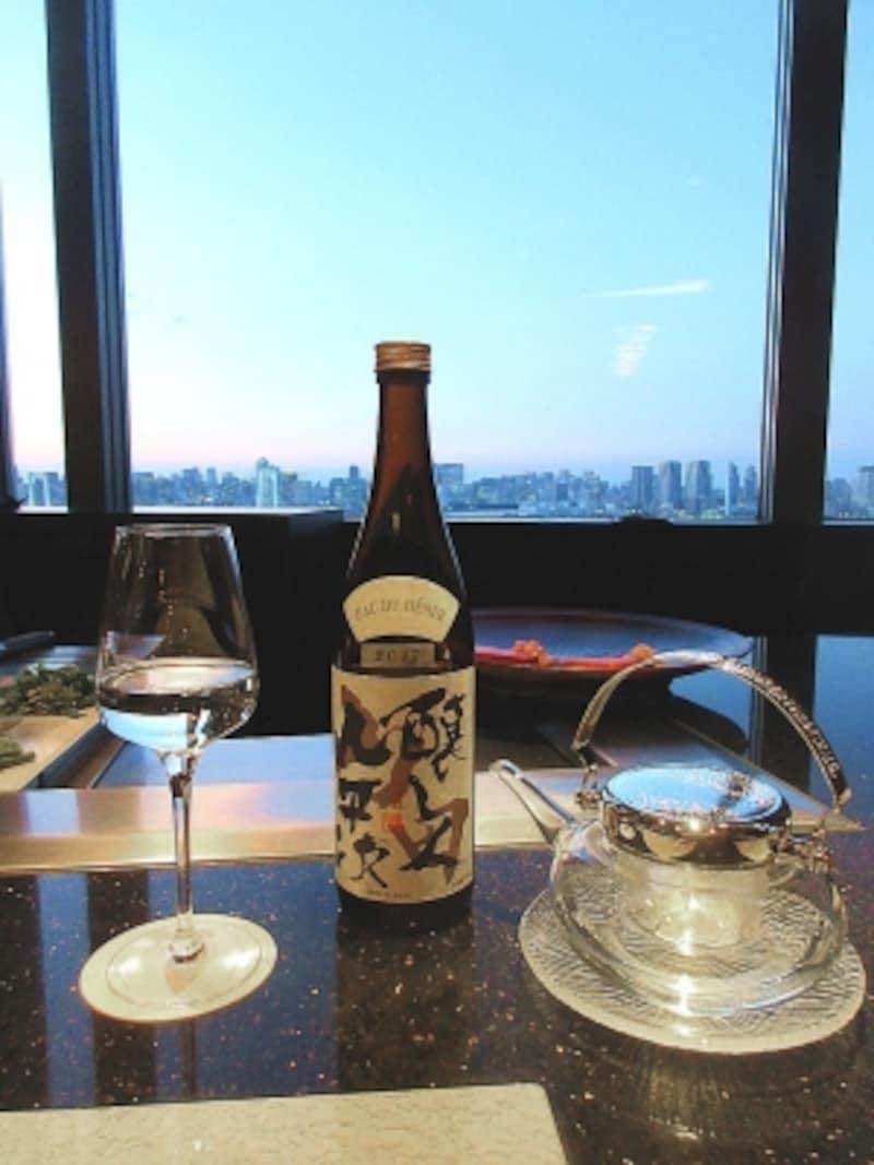 浜木綿醸し人九平次山田錦50純米大吟醸2017