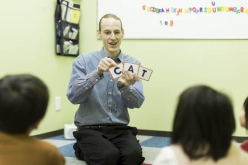 特別プログラムを開講する英語教室もあります。