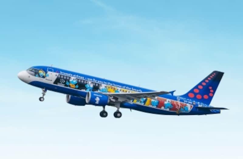 ブリュッセル航空,エアロスマーフ