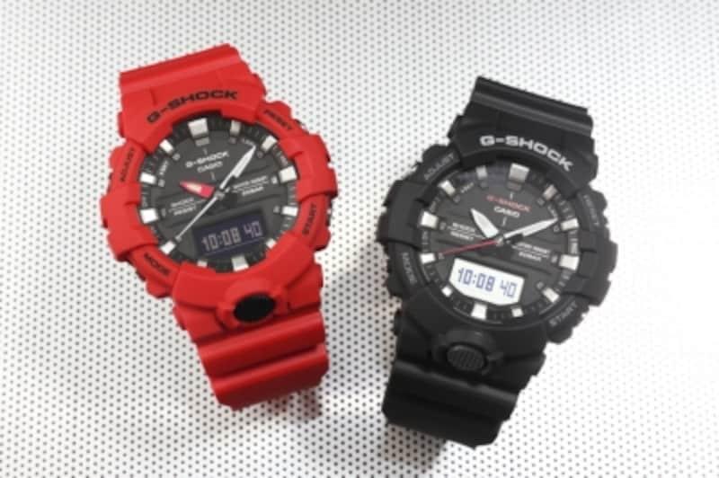 左から、「GA-800-4AJF」「GA-800-1AJF」各¥15,000(税抜)
