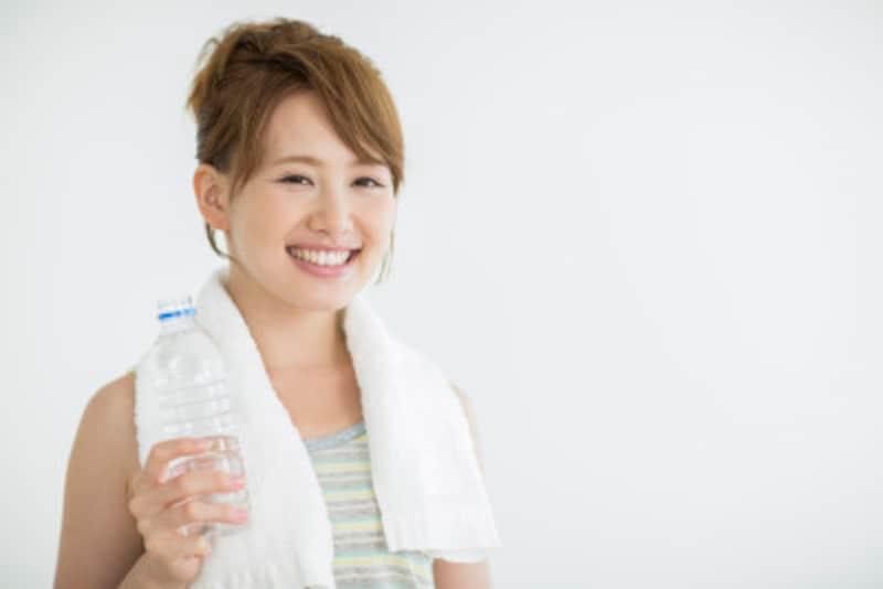 ダイエット中の水分量はどれくらいが適量?水分補給を忘れずに!