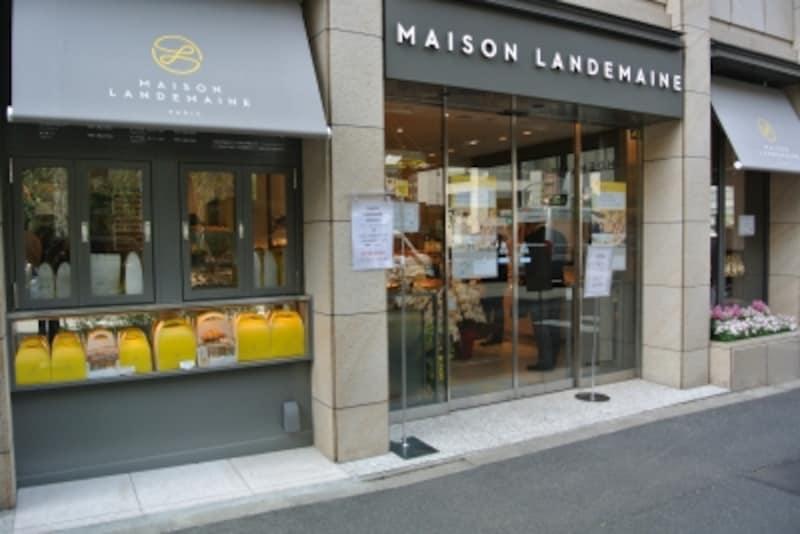メゾンランドゥメンヌ赤坂店