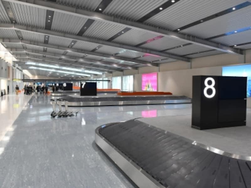 伊丹空港,ターミナル,到着口