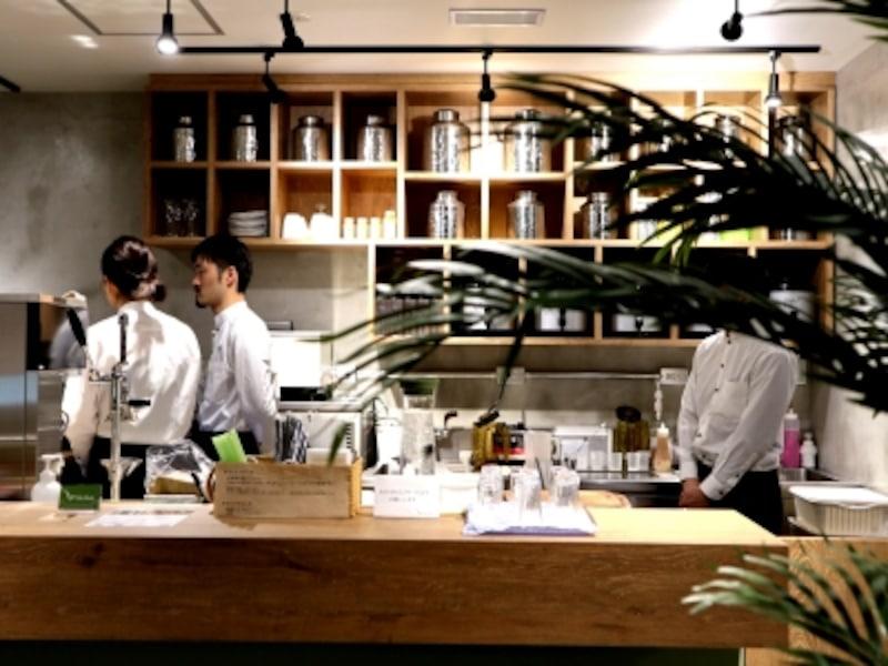 銀座の台湾茶カフェ「ChaNova」