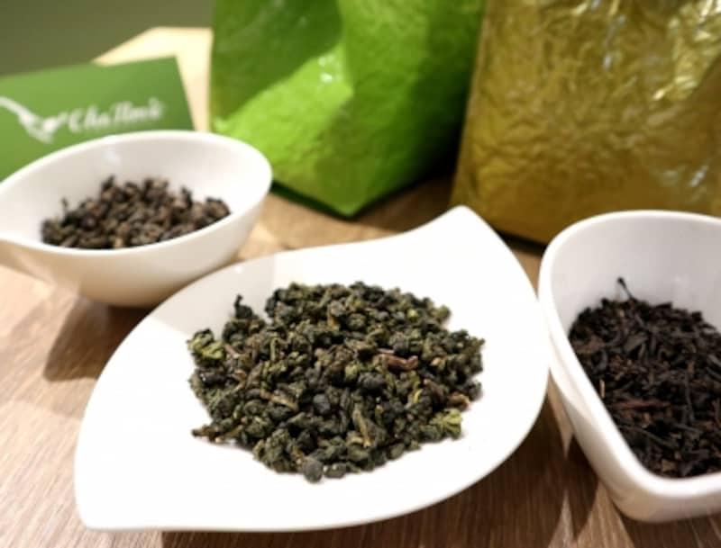 銀座の台湾茶カフェ「ChaNova」undefined茶葉
