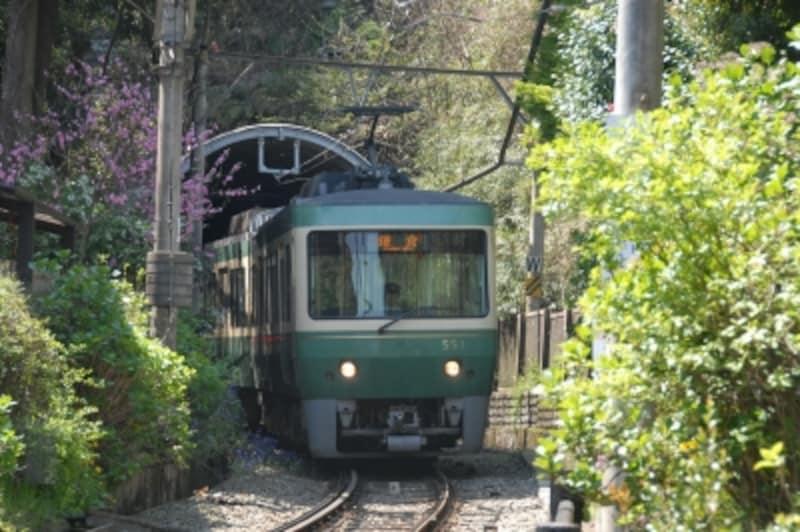 極楽寺トンネル