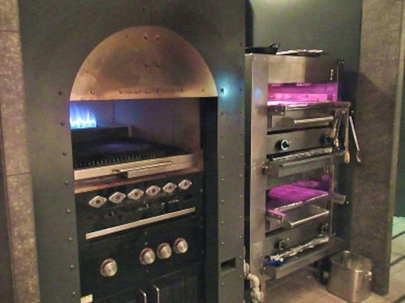 アンダーズ東京新しいグリルオーブン
