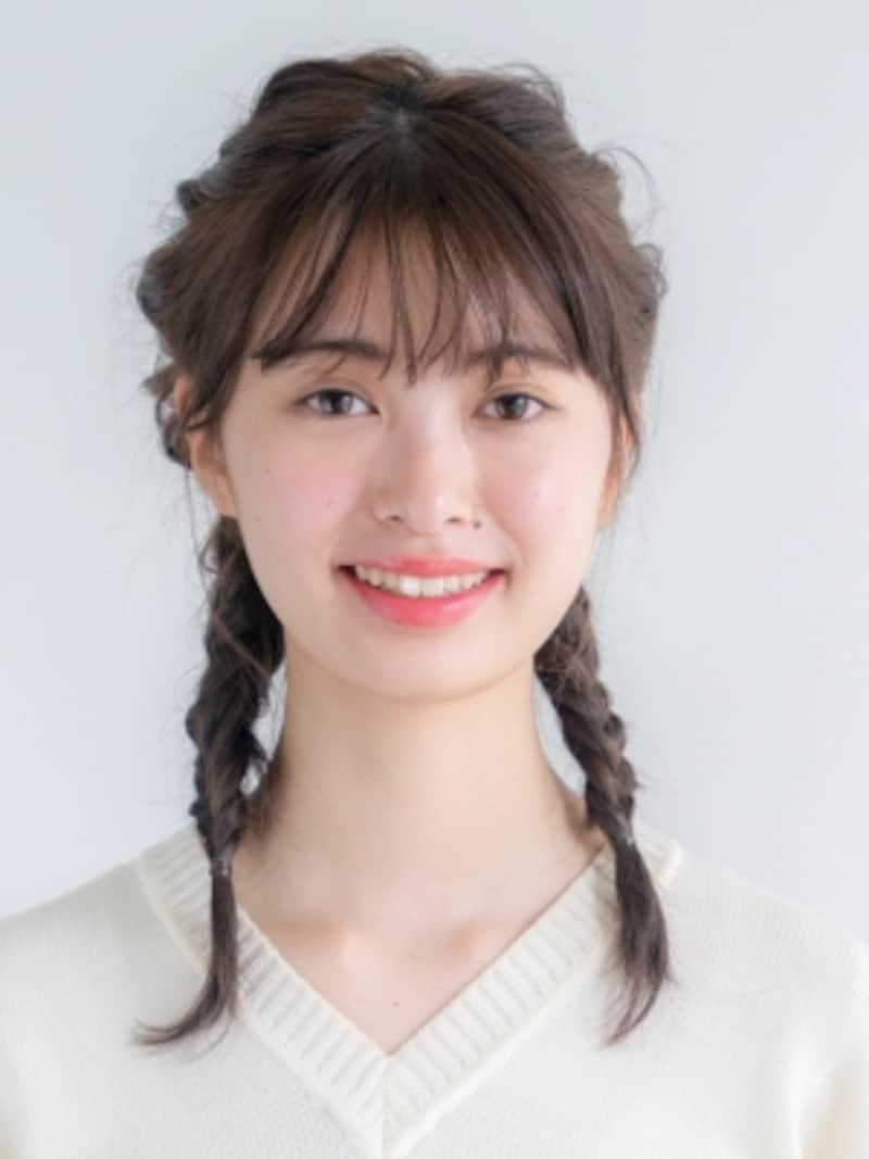 ライブ髪型・ロングヘア