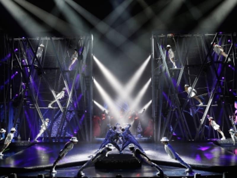 マイケル・ジャクソンのONEは、ファンじゃなくてもすごく楽しめるステージ(C)SmoothCriminal