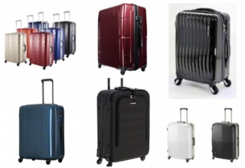 日本ブランドのおすすめスーツケース