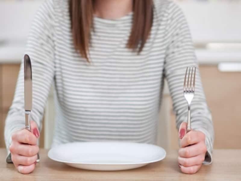 すぐにお腹がすく人は食生活を見直そう!