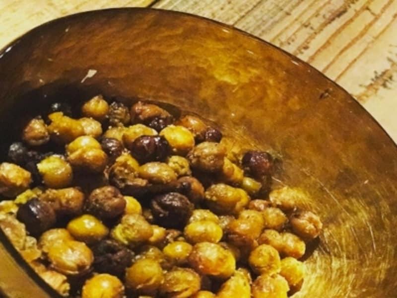 ガイドオススメ!たんぱく質豊富なひよこ豆ロースト