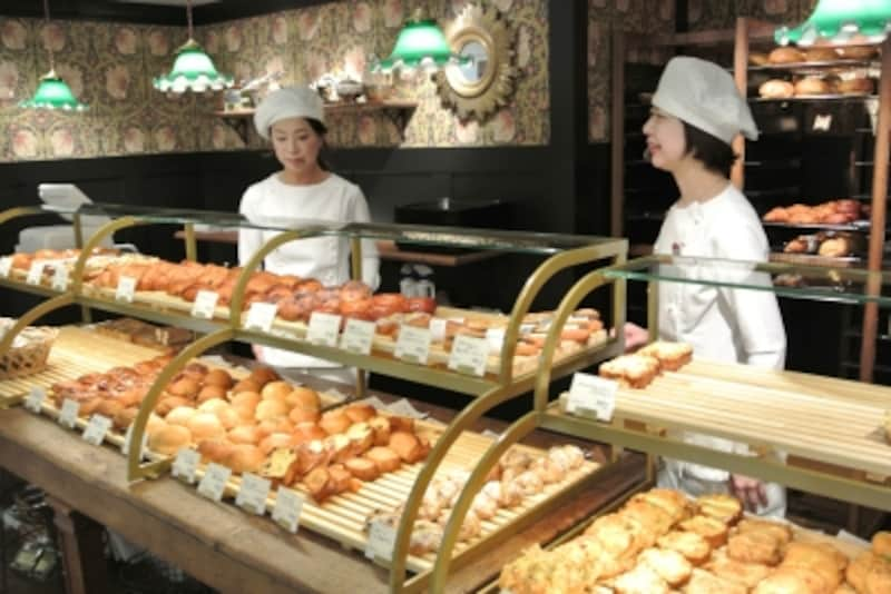 印象に残るパン