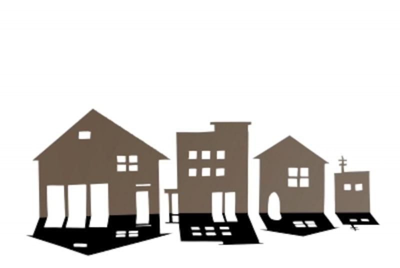 相続税を安くするには小規模宅地等の特例が効果大。