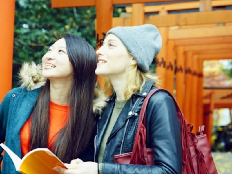 最近よく聞く「インバウンド」。訪日外国人旅行者におすすめする観光スポットは?