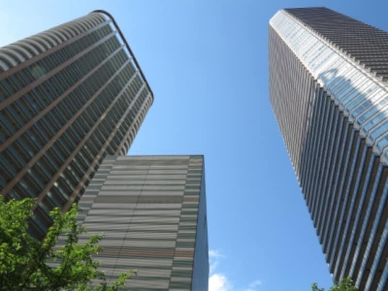 タワーマンションのイメージ写真