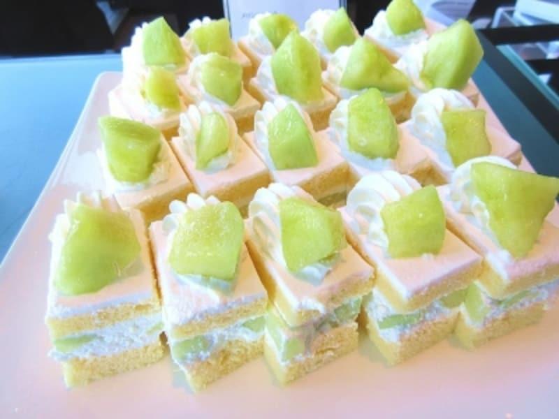 AWALOUNGEメロンショートケーキ