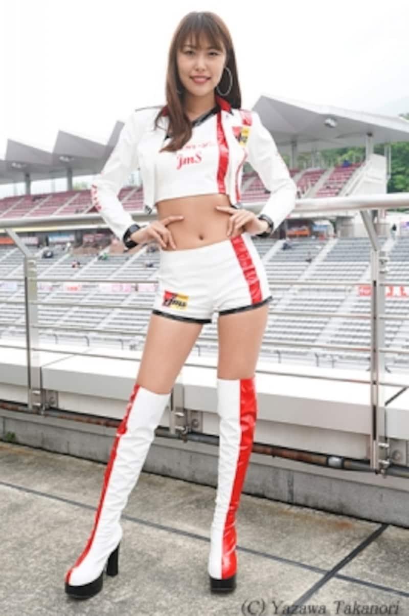 澤井玲未/JmsGarageGirls